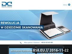 Miniaturka domeny www.digital-center.pl