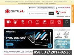 Miniaturka domeny www.digital24.pl