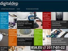 Miniaturka domeny www.digitaldep.pl