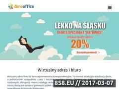 Miniaturka domeny dime-office.pl