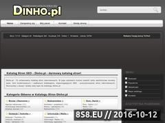 Miniaturka domeny www.dinho.pl