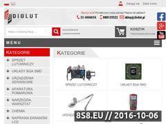 Miniaturka domeny diolut.pl