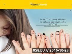 Miniaturka domeny www.directchannel.pl