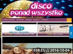 Miniaturka domeny discoponadwszystko.pl