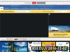 Miniaturka domeny www.discoveryplanet.pl