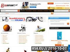 Miniaturka domeny disport.pl