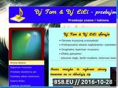 Miniaturka domeny dj-tom.pl