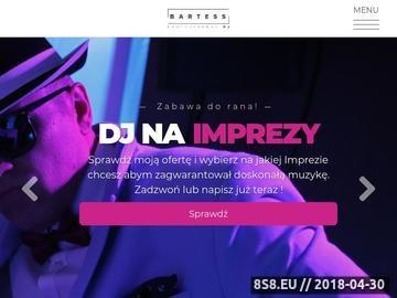 Zrzut strony Dj na wesele Wrocław