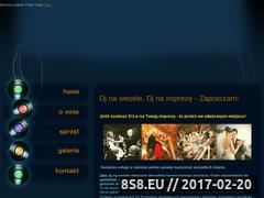 Miniaturka domeny www.djbuska.pl