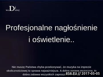 Zrzut strony Dj Piotrków