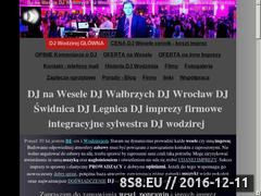 Miniaturka DJ wodzirej na wesela i poprawiny (djjarecki.pl)