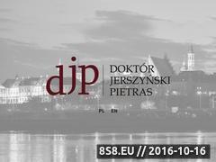 Miniaturka domeny djplegal.pl