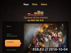 Miniaturka domeny www.djray.pl