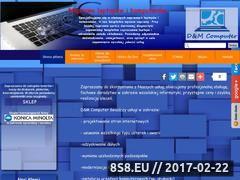 Miniaturka domeny dmcomputer.pl