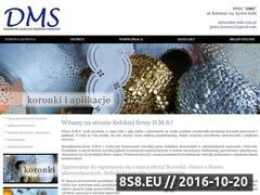 Miniaturka domeny www.dms-lodz.com.pl