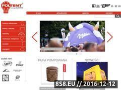 Miniaturka domeny dmuchance.eu