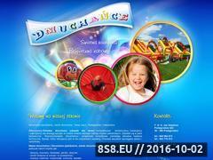 Miniaturka domeny www.dmuchancens.pl
