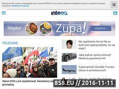 Miniaturka domeny www.dnosfera.blog.interia.pl