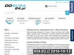 Miniaturka domeny www.dobiura24.pl