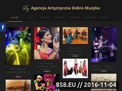 Miniaturka domeny www.dobra-muzyka.pl