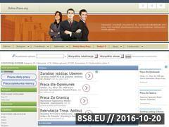 Miniaturka domeny www.dobra-praca.org