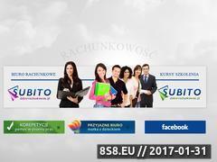 Miniaturka domeny www.dobra-rachunkowosc.pl