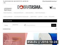 Miniaturka domeny www.dobratasma.pl