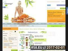 Miniaturka domeny www.dobrawaga.pl