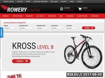 Zrzut strony Dobre-Rowery.com - rowery i akcesoria