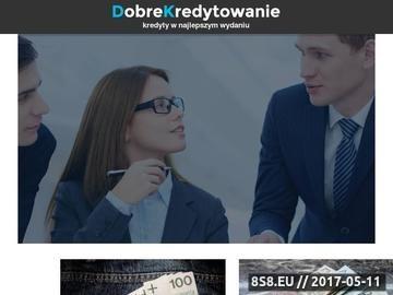 Zrzut strony Kredyty pozabankowe