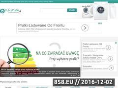 Miniaturka domeny dobrepralki.pl