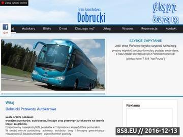 Zrzut strony bus Gdynia