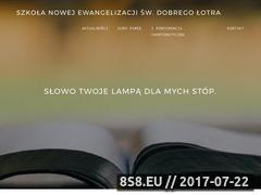 Miniaturka domeny www.dobrylotr.pl
