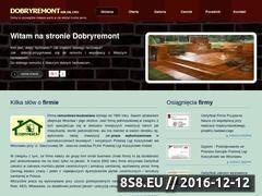 Miniaturka domeny www.dobryremont.wroclaw.pl