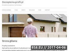 Miniaturka domeny docieplenia-profil.pl
