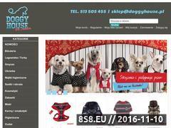 Miniaturka domeny www.doggyhouse.pl