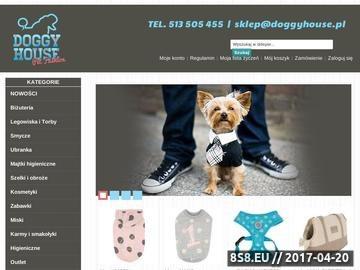 Zrzut strony Odzież dla psów - DoggyHouse
