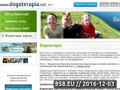 Miniaturka domeny www.dogoterapia.net
