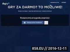 Miniaturka domeny www.dogry.pl