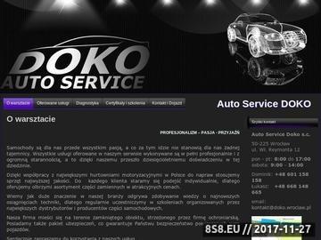 Zrzut strony Warsztat samochodowy Wrocław - auto service Wrocław, mechanik samochodowy Wrocław