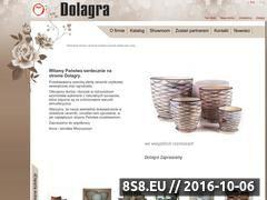 Miniaturka domeny www.dolagra.pl