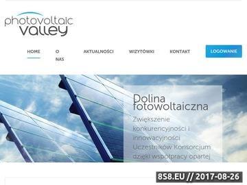 Zrzut strony Fotowoltaika baza wiedzy