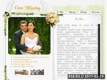 Zrzut strony Organizacja imprez - FHU Staszewski Krzysztof