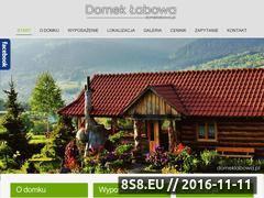 Miniaturka domeny www.domeklabowa.pl