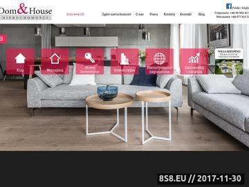 Zrzut strony Mieszkania Gdynia