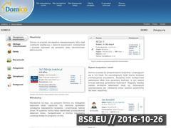 Miniaturka domeny domico.com.pl