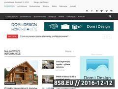 Miniaturka domeny www.domidesign.pl