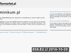 Miniaturka domeny dominikum.pl