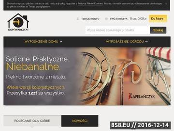 Zrzut strony Domiwarsztat.pl Narzędzia Stalco. Perfect Stalco.