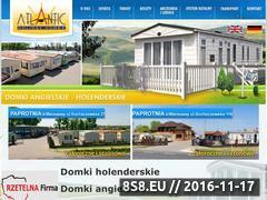 Miniaturka domeny www.domki-holenderskie.com